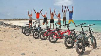 EcoMooving presenta la bicicleta eléctrica Tucano Monster 20 naked la versión más ruda de las tucano monster plegables