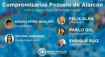 Elecciones del Partido Popular de Pozuelo