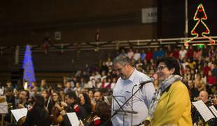 """Cientos de personas disfrutaron del Concierto Solidario """"Pozuelo Canta en Navidad"""