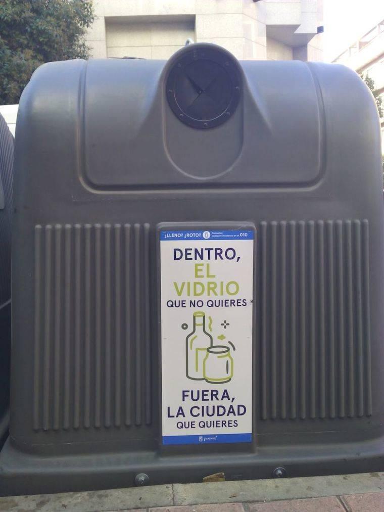 Arranca la campaña de sensibilización de limpieza en Madrid