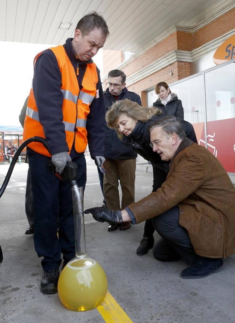 Repostar combustible en la Comunidad de Madrid es fiable y seguro