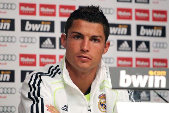 Cristiano Ronaldo abre las puertas de su casa en Pozuelo de Alarcón