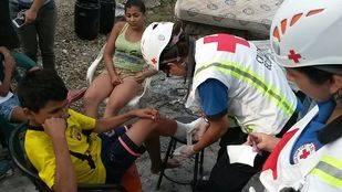 Llamamiento para ayudar a las víctimas del terremoto en Ecuador de Cruz Roja Española