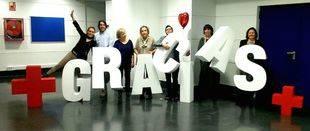 Cruz Roja de Pozuelo rinde homenaje a voluntarios y socios