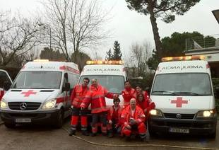 Hazte socio de Cruz Roja Española en Pozuelo