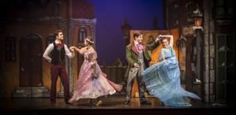 """""""Pinocho"""", """"Cenicienta"""" y """"La Bella y la Bestia"""" se suben a las tablas del MIRA Teatro de Pozuelo de Alarcón estas Navidades"""