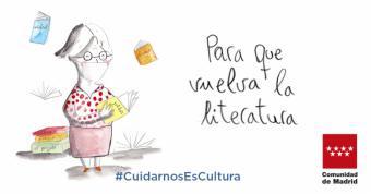 La Comunidad de Madrid lanza la iniciativa Cuidarnos Es Cultura para promover el uso de la mascarilla en espacios culturales