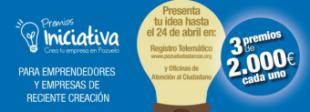 """Abierto el plazo de presentación de solicitudes de los """"X Premios Iniciativa"""""""