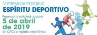 V Premios Pozuelo Espíritu Deportivo 2018