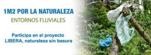 1M2 por la naturaleza. Actividad de voluntariado ambiental.