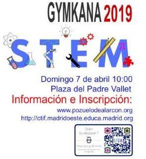 Los colegios de Pozuelo aún pueden inscribirse para participar en la gymkana de ciencias, tecnología y matemáticas