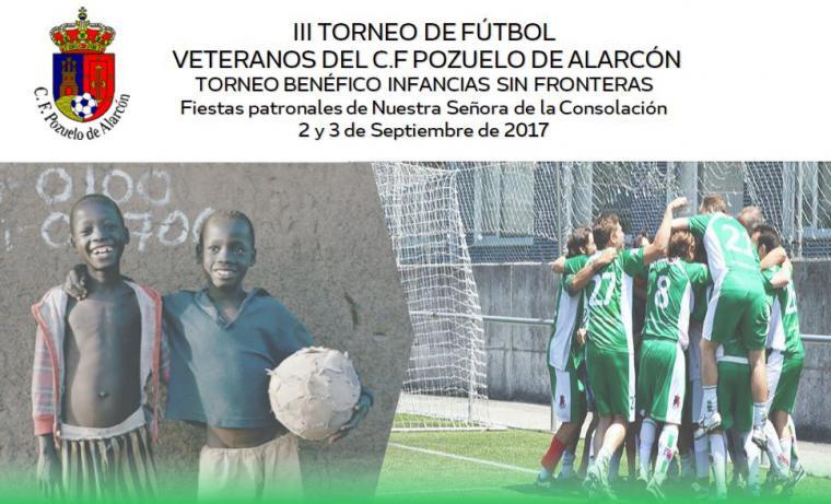Torneo benéfico 'Infancias sin fronteras' en Pozuelo