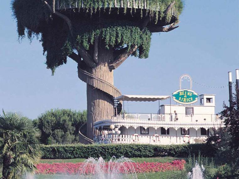 El emblemático Parque de Atracciones de Madrid se prepara para la celebración de su 50 aniversario