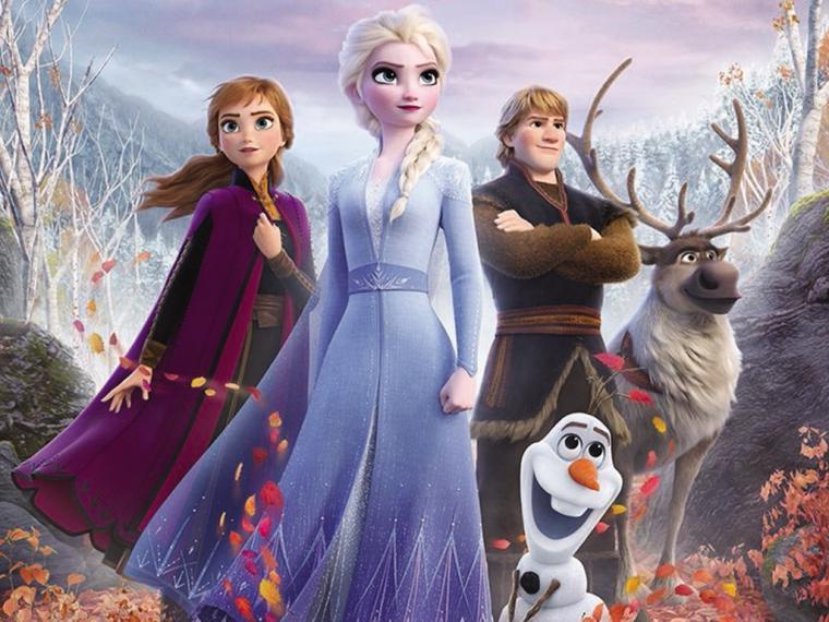 Frozen 2 se estrenará también en hospitales de Madrid