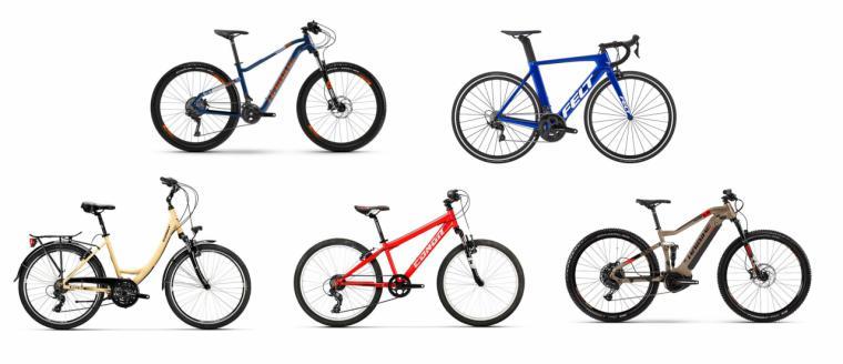 Las cinco mejores propuestas para ir sobre ruedas