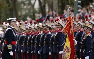 Movilidad en Madrid Ciudad con motivo del Desfile del 12 de octubre