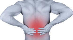 El dolor lumbar es la principal causa de discapacidad