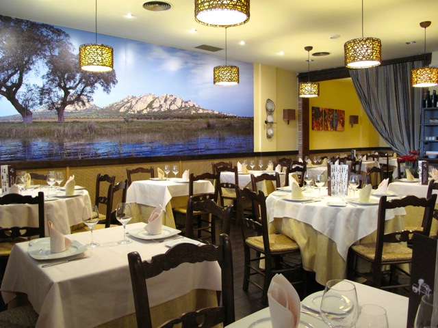Restaurante Dosca Pozuelo (Foto: enpozuelo.es)