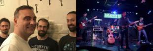 Dos viejunos se reinventan en una banda indie de pop-rock. faLsantes presentan su 'música faLsa'