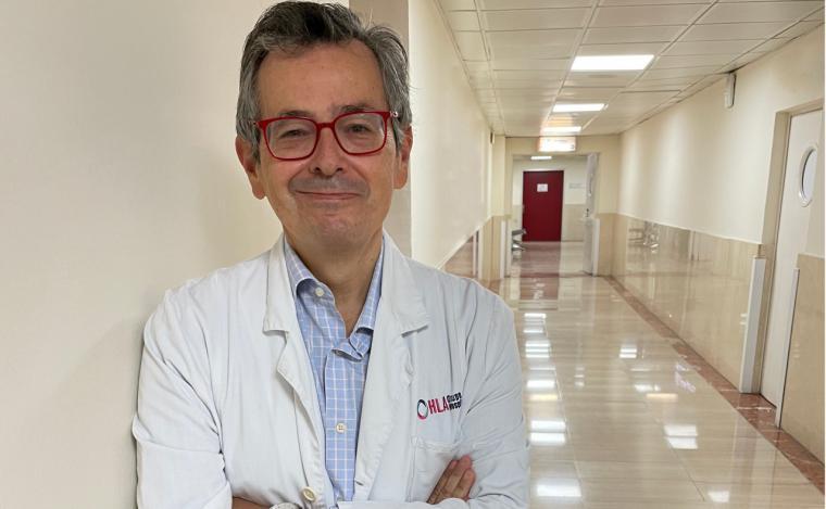 """Dr. Gómez-Tello, responsable médico de Urgencias de HLA Moncloa: """"Es necesario volver al origen de la medicina y recuperar la comunicación con el paciente"""""""