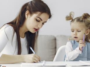 La importancia de educar sin gritos, vital para los niños durante el confinamiento