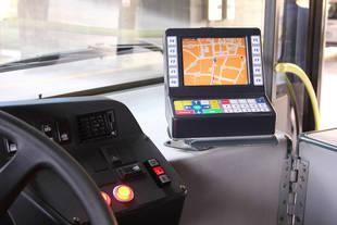 Nuevo sistema de navegación guiado para los autobuses de la EMT