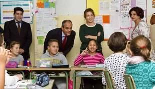 222 millones de euros para Educación especial en la Comunidad de Madrid