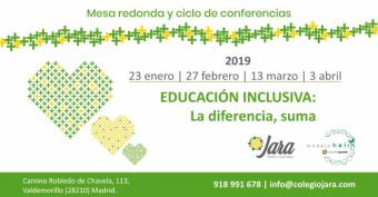 Educación inclusiva: La diferencia, suma