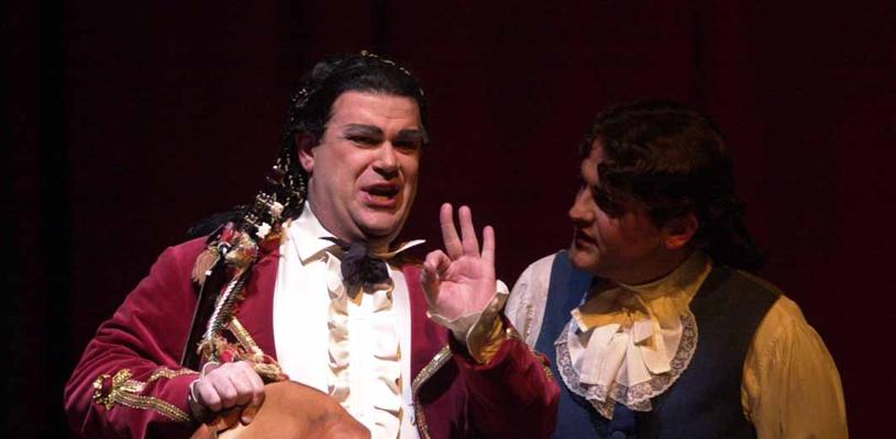 Ópera en Pozuelo: El barbero de Sevilla