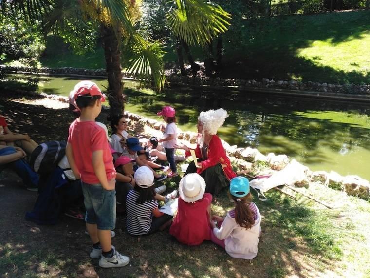 ¿Quieres conocer los parques de Madrid?