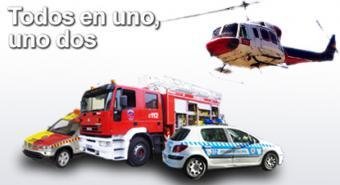 7,2 millones de euros para mejorar el sistema de comunicación de emergencias