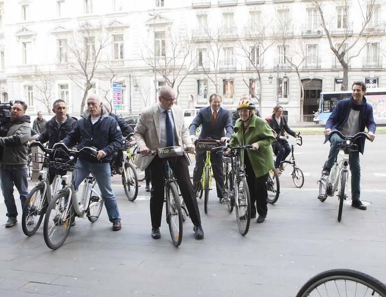 ¿Llegarás a poder ir de Aravaca a Madrid en bicicleta?