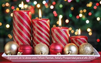 ¡enpozuelo.es te desea Feliz Navidad 2016!