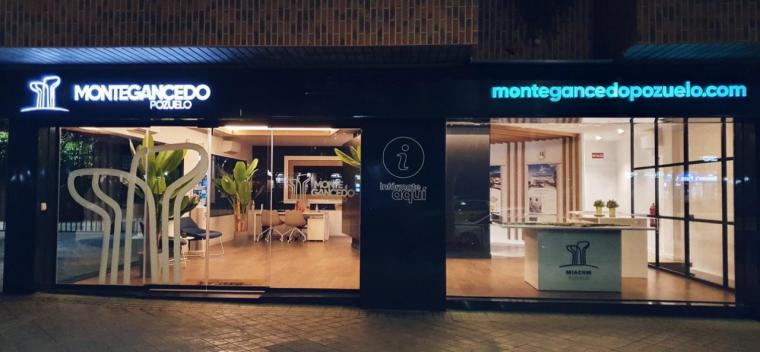Montegancedo, el nuevo barrio de Pozuelo de Alarcón, ya tiene un punto de información al ciudadano.