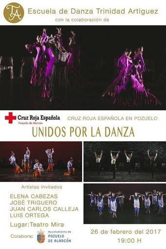 Este domingo se celebra la actuación benéfica de danza a favor de Cruz Roja Pozuelo