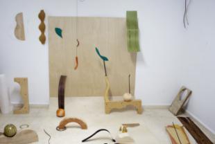 La Comunidad apoya al sector artístico a través de un programa de encuentros y visitas a estudios