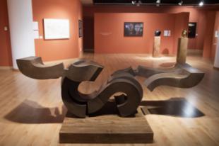 """Últimos días para visitar la exposición """"Martín Chirino. Sin pasión no hay vida"""" en el Espacio MIRA de Pozuelo de Alarcón"""