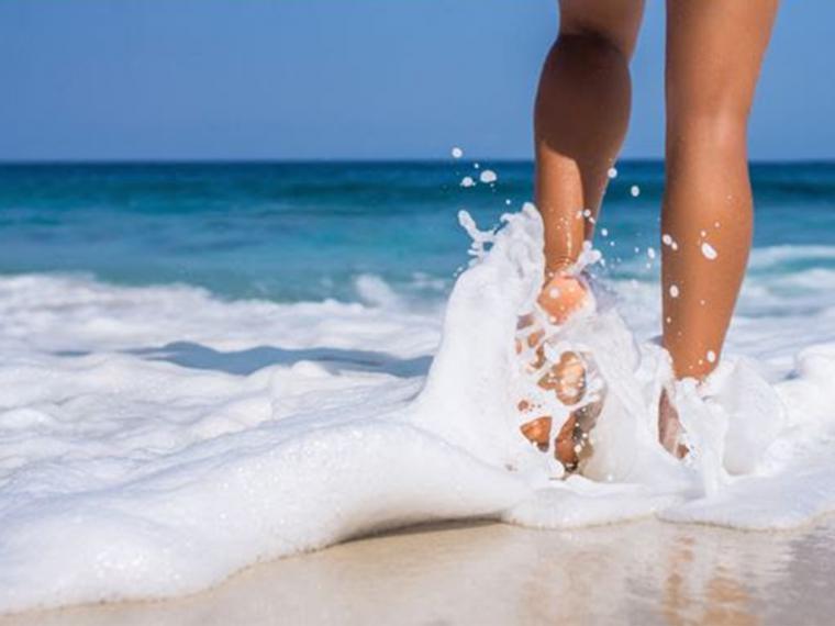 Cómo hacer ejercicio en la playa sin apenas darte cuenta