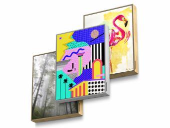 La nueva gama de altavoces sobre lienzos exclusivos de Energy Sistem
