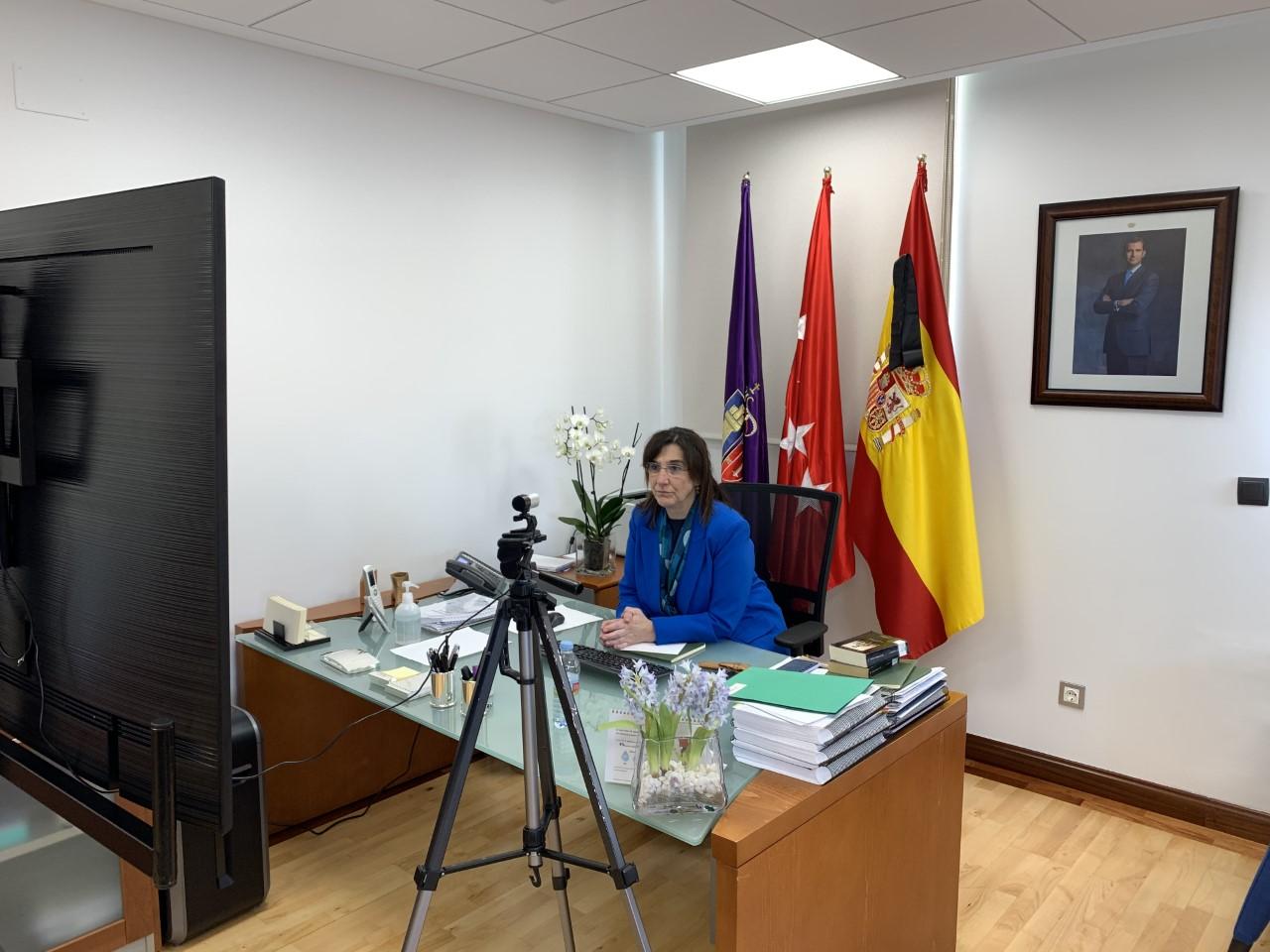 Pérez Quislant expresa su decepción con Sánchez, junto al resto de alcaldes del PP en la FEMP, tras una reunión en la que no ha anunciado ninguna medida para ayudar a los Ayuntamientos