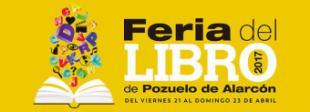 Mª José Sánchez gana el concurso del cartel de la Feria del Libro de Pozuelo