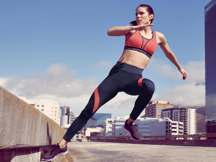 ¿Qué le pasa a tu pecho mientras entrenas?