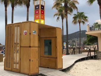 Prevención solar y cardiovascular en playas mallorquinas para mejorar la salud de los bañistas