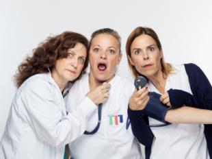 Cuidados Intensivos, nueva obra en los Teatros Luchana