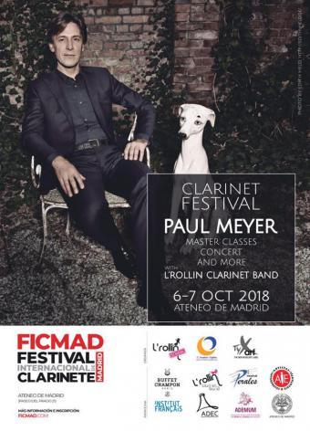 Madrid acoge FICMAD, el primer festival internacional del clarinete durante este fin de semana