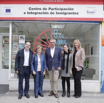 Aumenta la población extranjera empadronada en la Comunidad de Madrid