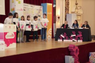 Más de 220 alumnos madrileños con altas capacidades aprenden a crear una empresa en los talleres 'Join lab'