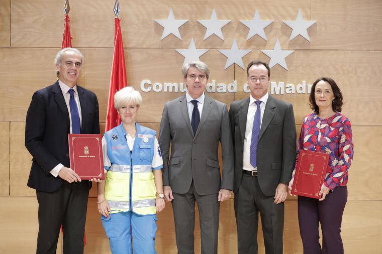 La Comunidad de Madrid elaborará un estudio pionero de muerte súbita para prevenir y evitar nuevos casos