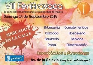 Este fin de semana se celebra FeriAravaca 2014