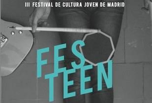 Llega FESTeen 2015, el Festival de cultura joven de Madrid